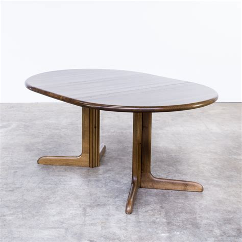 60s dining table 60s niels otto m 248 ller dining table for gudme m 248 belfabrik barbmama