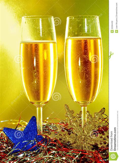christmas toast stock photography image 22284432
