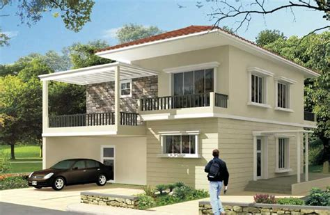 Single Floor 4 Bedroom House Plans Kerala modern bungalow house designs trinidad and tobago