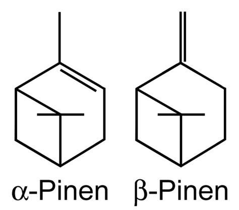 alpha pinene pinene