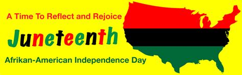 a time to reflect and rejoice juneteenth african american