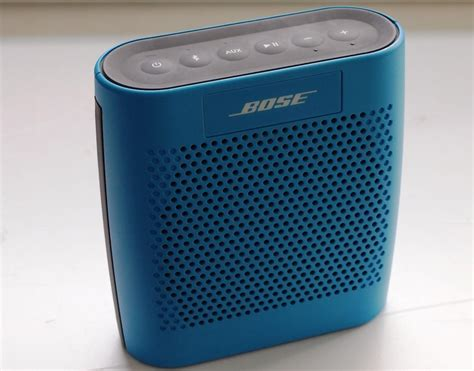 bose soundlink color review bose soundlink colour bluetooth review sound vision