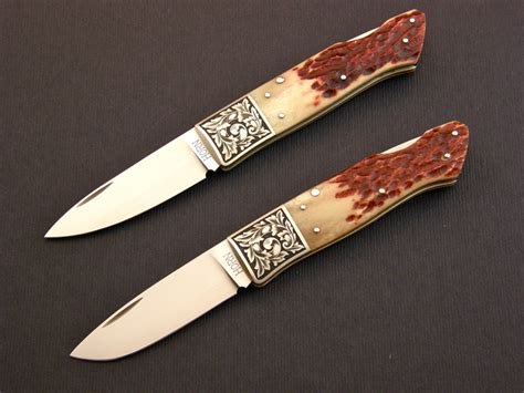 Lindsay Knife Might Cost Minnillo by Custom Knives Made By Jess Horn For Sale By Knife