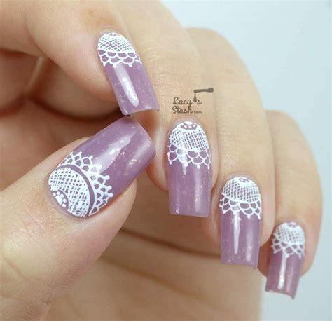lace pattern nail art 50 intricate lace nail art designs nenuno creative