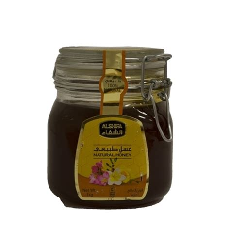 Al Shifa Honey 1kg aswaaq grocery delivery supermarket dubai null