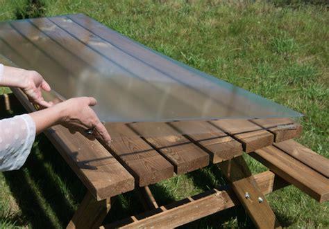 protege table de jardin protection de table covrato harlor