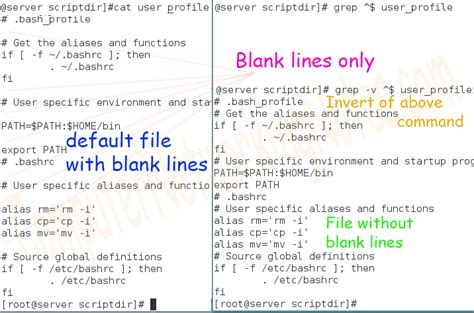 grep pattern end line grep command in linux explained with practical exles