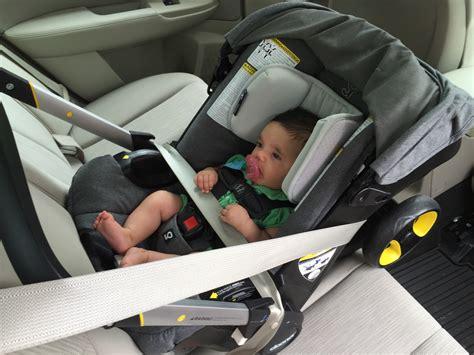 infant car seat no base flying with infant