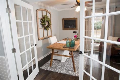 home office design styles hgtv a fixer dilemma classic and traditional vs new and modern paint palettes doors