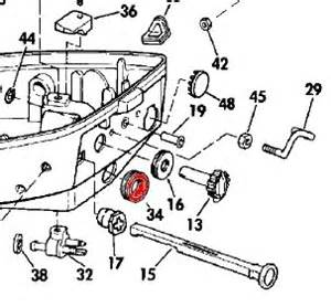 evinrude 1986 15 hp start switch location page 1