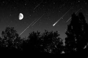 anything better than a birthday with a meteor shower
