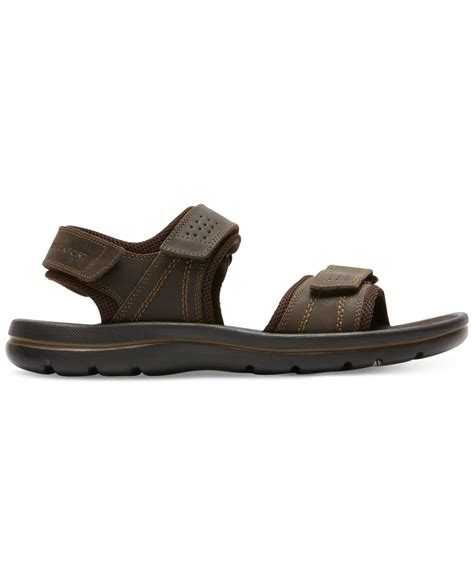 rockport sandals mens rockport s get your kicks quarter sandals in