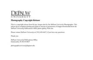 Photography Forms Templates For Photographers by Sle Copyright Release Form For Photographers