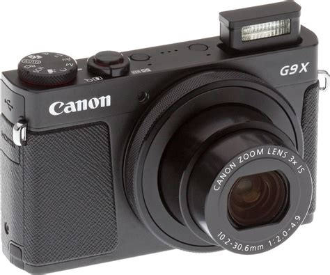 canon test canon g9x review