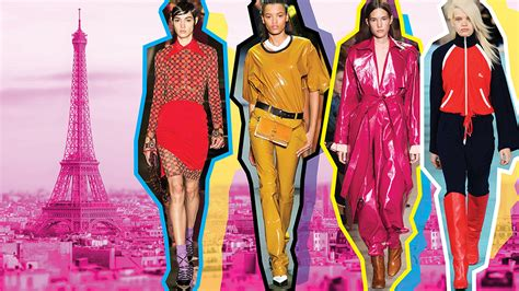 10 trends from paris fashion week mens spring summer 2018 the 10 biggest trends from paris fashion week spring 2017