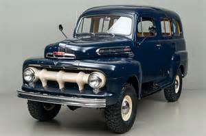 1951 Ford Truck Find Of The Week 1951 Ford F 1 Marmon Herrington Ranger
