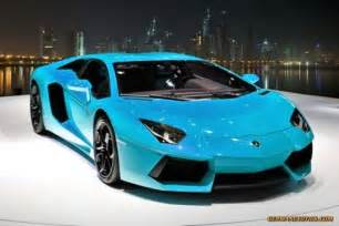 Blue Lamborghini Light Blue Lamborghini Cars Lamborghini