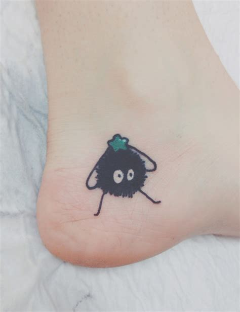 studio ghibli tattoo 20 studio ghibli tattoos from miyazaki