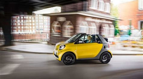 smart car 1 seater weatherproof two seater cars smart fortwo cabrio