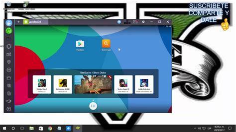bluestacks ultima version full emulador de android descargar bluestacks 2017 ultima