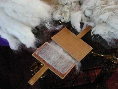 carding wool tutorial carding wool google search natural fibers pinterest