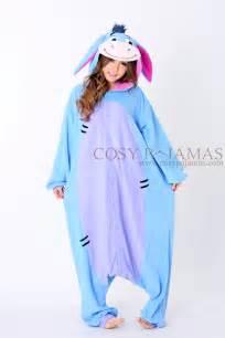 Animal onesies disney eeyore onesie kigurumi pajamas