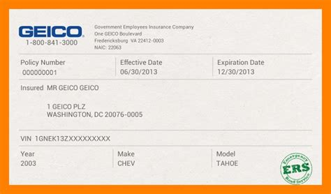Insurance Card Maker Templates by 10 Auto Insurance Card Template Free Time