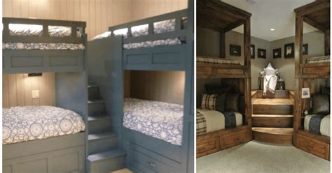 fabulous corner bunk bed ideas