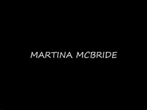 martina mcbride lyrics martina mcbride concrete lyrics