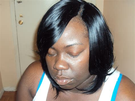 full head sew in maintenance full sewn in weave view short hairstyle 2013