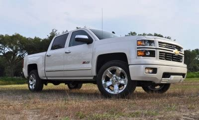 chevrolet silverado ltz review