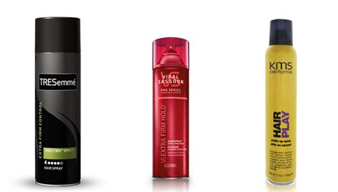 Types Of Mens Hair Products by Hairsprays