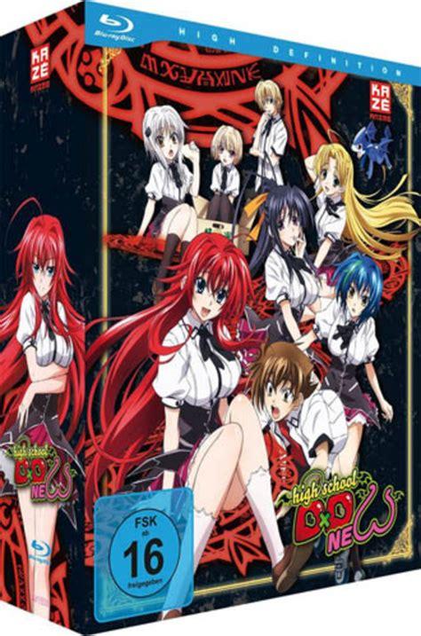 high school dxd manga review of volume 1 highschool dxd new vol 1 slam