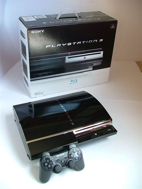 Special Ps2 60gb playstation 3 technical specifications