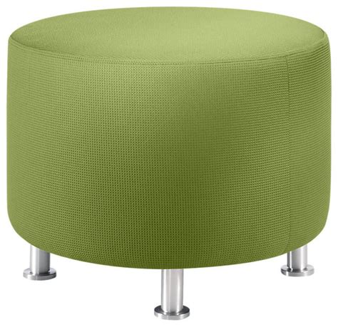 round footstool ottoman alight round ottoman contemporary footstools and