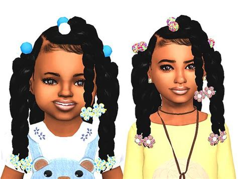 african hairstyles sims 4 детские прически волосы для sims 4 каталог файлов симс