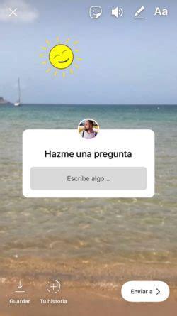 hazme preguntas instagram instagram ya permite lanzar preguntas abiertas en las stories