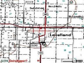 map of levelland levelland tx 79336 profile population maps