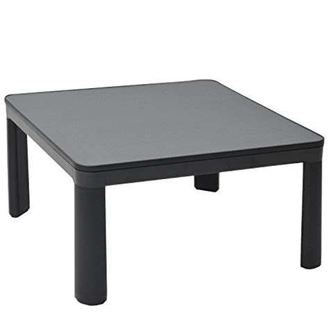 japanese heated table yamazen esk 751 b casual kotatsu japanese heated table