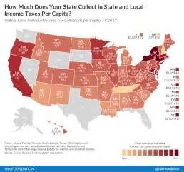 Average Income In Tx Income Tax Collections Per Capita Hawaii Ranks 14th In Usa