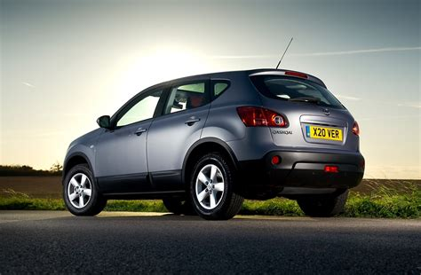 2009 nissan qashqai n tec announced for the uk autoevolution