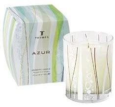 Thymes Azure by Thymes Azur Candle