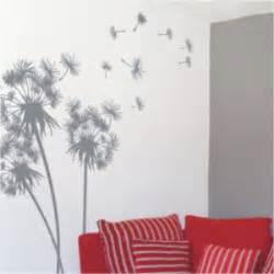 Big Stickers For Wall Decorative Stickers Large Dandelions Decorative Stickers