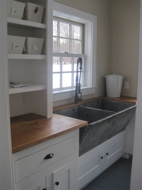 cement laundry sink best 25 concrete sink ideas on