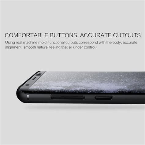 Samsung Galaxy S8 Plus Nillkin Carbon Fiber Soft Armor Bumper Tpu nillkin carbon fibre samsung galaxy s8 plus black