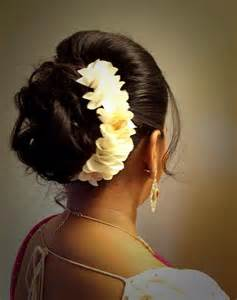 indian s bridal reception hairstyle styled by swank