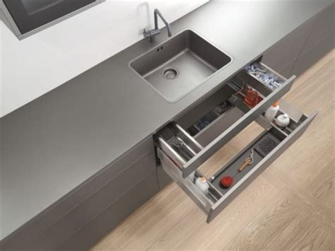 wasted space a sink sorted with the blum