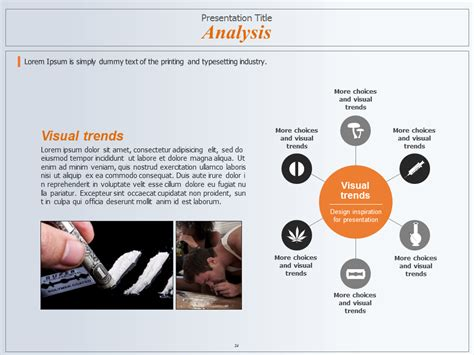 Withdrawal And Detox Powerpoint Template by Addiction Ppt Goodpello