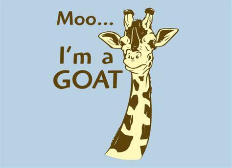 Moo Meme - moo i m a goat t shirt snorgtees