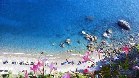 amalfi coast best beaches discovered the best beaches near amalfi